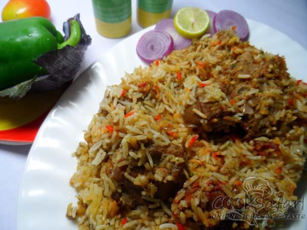 Badshahi Biryani