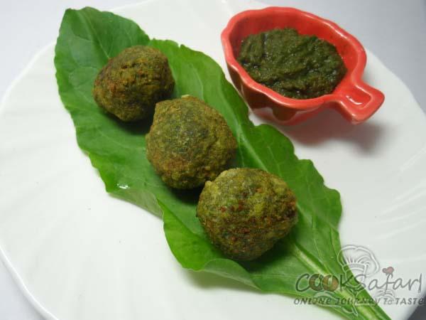 green balls recipe