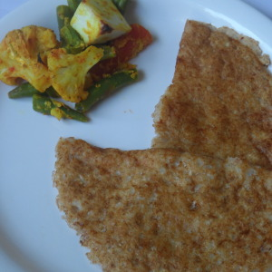 light oil oat dosa recipe