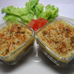 Moong shepherd pie