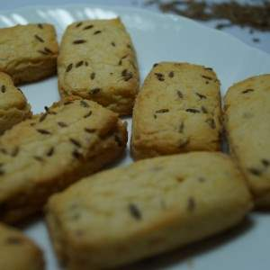 Jeera Biscuit Recipe