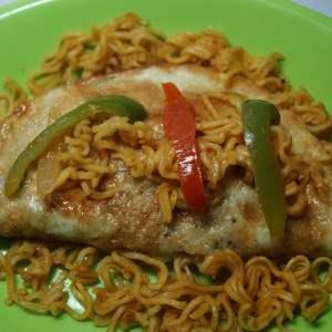 egg noodles wrap