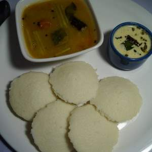 idli sambhar recipe