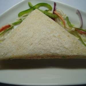 keema sandwich recipe