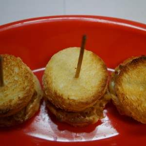 mini chicken sandwiches recipe