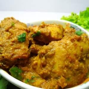 mughlai chicken curry recipe