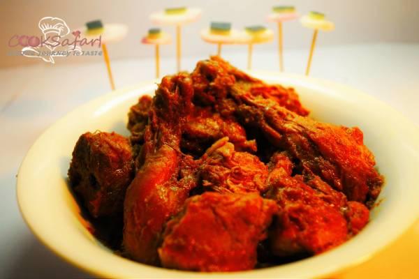 Chicken Do Pyaza Recipe