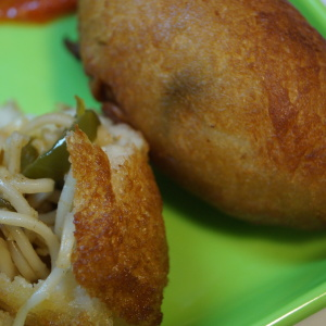 bread noodle rolls