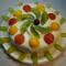 creamy N fruity cake