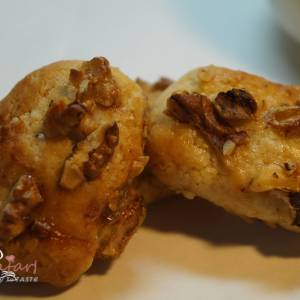 lemon walnut cookies recipe