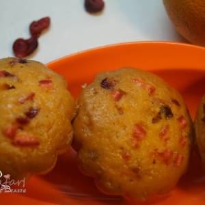 Orange Cranberry Muffins Recipe