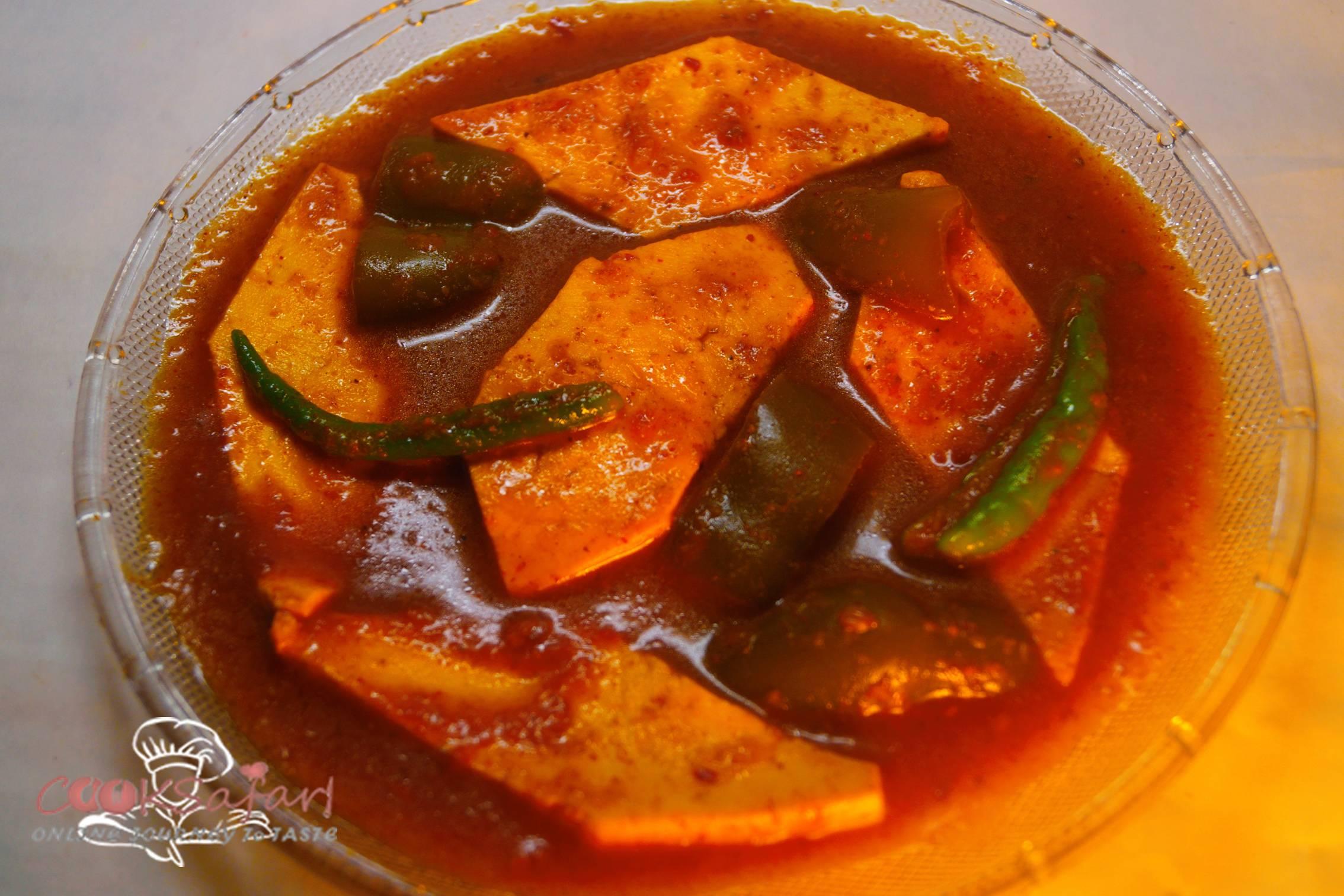 Egg Cake Recipe In Kadai: Kadai Paneer Recipe