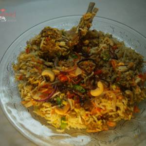 Malabar Mutton Biryani Recipe