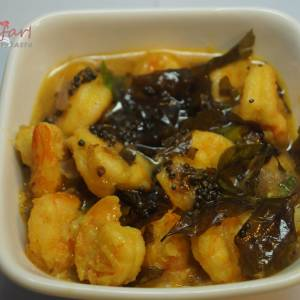 Chemmeen Curry Recipe