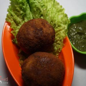 Egg Cutlet Recipe